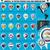Америки · флаг · иконки · американский · карта · eps10 - Сток-фото © Luppload