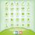 エコ · バイオ · 緑 · リサイクル · シンボル · ツリー - ストックフォト © luppload