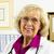 笑い · 医師 · 女性 · 医療 · 健康 - ストックフォト © LynneAlbright