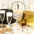 celebrating new years stock photo © lynnealbright