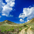 estrada · montanhas · hills · norte · Itália · grama - foto stock © lypnyk2