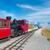 cog railway train climbing up to the mountain stock photo © macsim