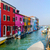 Colorful houses Burano. Italy stock photo © macsim