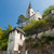 tower medieval castle hohostervits austria stock photo © macsim