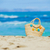 photo of straw beach bag stock photo © macsim