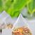 chá · saco · manchado · madeira · papel - foto stock © mady70