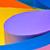 抽象的な · 背景 · 虹 · 色 · デザイン - ストックフォト © mady70