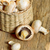 basket with mushrooms stock photo © mady70