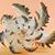 starfish · concha · isolado · branco · peixe · oceano - foto stock © mady70