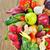 közelkép · érett · gyümölcsök · zöldségek · asztal · diéta - stock fotó © mady70