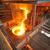 transportation molten hot steel stock photo © mady70