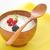 málna · áfonya · kanál · joghurt · desszert · fehér - stock fotó © mady70