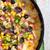 italian pizza vegetarian stock photo © mady70