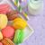 Cookies · банку · стекла · шоколадом · десерта · есть - Сток-фото © mady70