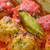 húsgombócok · paradicsomszósz · spagetti · tányér · étel · vacsora - stock fotó © mady70