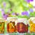 ősz · gyümölcs · konyha · eszik · fehér · olajbogyó - stock fotó © mady70