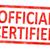 certificado · carimbo · selar · ilustração · projeto · negócio - foto stock © magann
