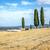 görmek · Toskana · manzara · İtalya · sonbahar · mavi · gökyüzü - stok fotoğraf © magann