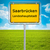 city sign of saarbrcken stock photo © magann