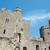 kastély · Sussex · Anglia · középkori · épület · híd - stock fotó © magann