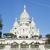 Париж · красивой · Франция · Blue · Sky · религии · религиозных - Сток-фото © magann