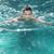 knap · jonge · man · zwemmen · genieten · zomervakantie · lifestyle - stockfoto © magann