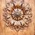 edad · puerta · floral · ornamento · calle - foto stock © magann