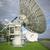 anten · iletişim · siyah · güneşli · mavi · gökyüzü - stok fotoğraf © magann
