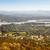 aerial view over canberra stock photo © magann