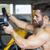jonge · mannelijke · bodybuilder · sport · bodybuilding - stockfoto © magann