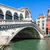 pont · Venise · Italie · vue · printemps · fleurs - photo stock © magann
