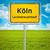 city sign of kln stock photo © magann