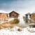 tutzing winter stock photo © magann
