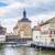 histórico · prefeitura · água · edifício · ponte · rio - foto stock © magann