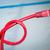 kırmızı · güç · kablo · yalıtılmış · beyaz · sanayi - stok fotoğraf © magann