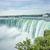 Cascate · del · Niagara · immagine · natura · blu · nube · potere - foto d'archivio © magann