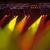 этап · красный · желтый · свет · концерта · лампы - Сток-фото © mahout