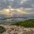 ancla · barcos · horizonte · playa · agua · paisaje - foto stock © mahout