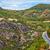 ランドマーク · ラ · 岩 · 風景 · 砂漠 · 青 - ストックフォト © mahout