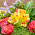 belle · bouquet · roses · autre · coloré · fleurs - photo stock © mahout