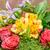 belo · buquê · rosas · outro · colorido · flores - foto stock © mahout
