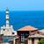 eski · venedik · liman · Yunanistan · gökyüzü · su - stok fotoğraf © maisicon