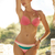 fabelachtig · blond · dame · tropisch · strand · vrouw · meisje - stockfoto © majdansky