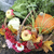 kosár · zöldségek · gyümölcsök · közelkép · organikus · gyümölcs - stock fotó © Makse