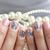 gyönyörű · körmök · művészet · női · kezek · manikűr - stock fotó © Makse