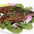 копченый · рыбы · пластина · продовольствие · кухне - Сток-фото © Makse