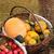 abóbora · cesta · outono · colheita · cores - foto stock © Makse
