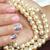 szépség · kezek · manikűr · közelkép · gyönyörű · női - stock fotó © makse