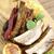 disznóhús · borda · zöldségek · finom · sült · piros - stock fotó © Makse