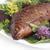 chef · piatto · piatto · pesce · verdura - foto d'archivio © makse